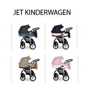 JET Kinderwagen