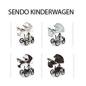 SENDO Kinderwagen